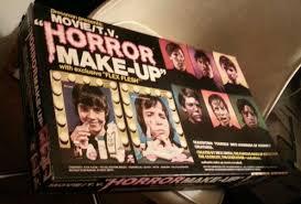 tv horror make up kit pressman famous monsters 1976 smith unused nos 1821176795