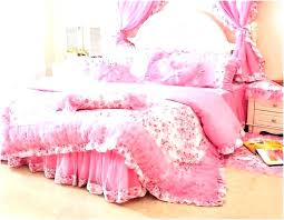 princess bedding twin pink bed set size fairy sets
