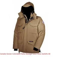 Canada Goose Expedition Parka 4565m Canada Goose Constable Parka Wasaga  Sand Men s Jackets