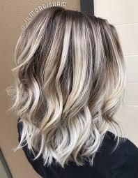 Highlights Hair Blonde
