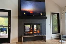 the top 90 fireplace wall ideas