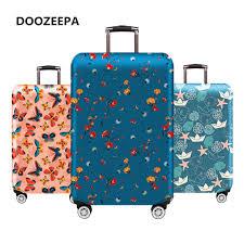 Плотный <b>защитный чехол для</b> чемоданов DOOZEEPA ...