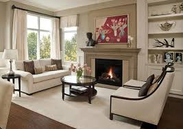 15 cozy living rooms with fireplaces 3