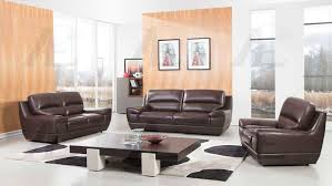 brown leather sofa sets.  Leather Brown Italian Leather Sofa Set AEK 018 Throughout Leather Sofa Sets