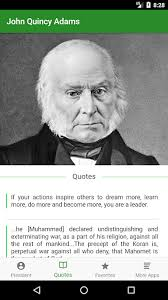 John Quincy Adams Quotes Impressive John Quincy Adams Quotes Latest Version Apk Androidappsapkco