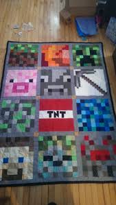 DIY sewing Minecraft quilt Blocks   Analina Rag Dolls & IMAG3769 Adamdwight.com