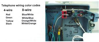 basic house wiring diagram for phones, doorbells, and speakers Rotary Phone Wiring Diagram at 8 Wire Phone Line Diagram