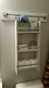 Decorative Bathroom Shelving Best 25 Shelves Above Toilet Ideas On Pinterest Diy Bathroom