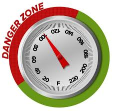 Temperature Danger Zone Safe Food Temperatures