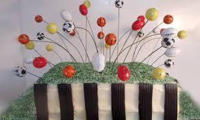 Bouncing Balls Birthday Cake Kidspot