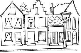 Coloring Pages House Within Home - glum.me