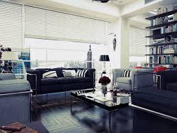 Living Room Design: Masculine Living Room - Lounge