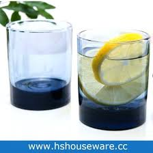 colored drinking glasses juice glass tumblers coloured highball china