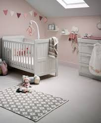 gray nursery furniture. Atlas 2 Piece Nursery Set With Cot To Toddler Bed \u0026 Dresser - Nimbus White Gray Furniture