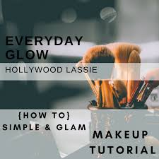today i am here to share with you this glowy everyday makeup look that can either be worn for a night out or for just a day ping with the