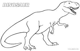 Coloring Dinosaur Scary Dinosaur Coloring Pages Coloring Sheets