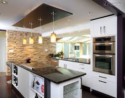Inspiring Modern False Ceiling Design For Kitchen 29 On Home Interior Decor  with Modern False Ceiling Design For Kitchen