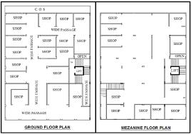 Northern Nautilus / Takato Tamagami. 24 / 27. Mezzanine Floor Plan