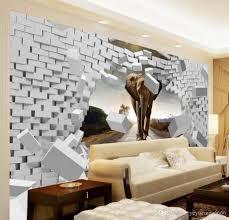 3d wall mural custom large bedroom wallpaper elephant 3d photo wallpaper uk 2019 from yeyueman6666 gbp 19 83 dhgate uk