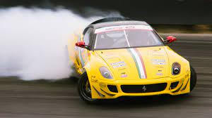 The Formula Drift Ferrari Is Still One Of The Coolest Cars On Earth