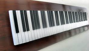 homely inpiration piano wall art designing home wood keys music like this item decor framed room on piano themed wall art with piano wall art alcove fo