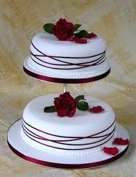 Simple Wedding Cake Designs Ideas Aseetlyvcom