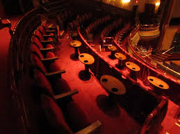 Suite Seats Grand Opera House