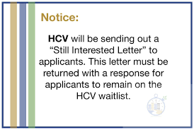 "The Housing Authority of Elgin on Twitter: ""HCV Applicants, keep an eye out  for this letter!… """