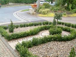 Small Picture Formal front garden with box hedges and box balls Olive Garden