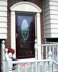 entry door systems with storm modern therma tru doors sliding screen replacement new
