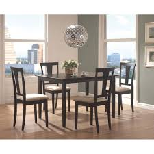 rectangle  piece dining table set