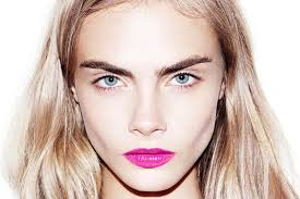 cara delevingne eyebrows dolce and gabbana ss13