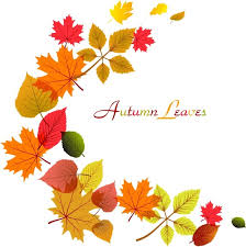 flowing autumn leaves frame free vector 1 51mb