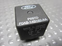 ford relay p6std f0ab 14b192 aa electronic relays amazon com ford relay p6std f0ab 14b192 aa electronic relays amazon com industrial scientific