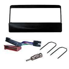 dynamic sounds ford fiesta car stereo fitting kit fascia panel adaptor wiring harness aerial