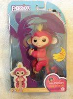 WowWee Fingerlings Baby Monkey Electronic Interactive T