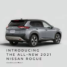 The nissan rogue is a compact crossover suv produced by the japanese automobile manufacturer nissan.it made its debut in october 2007 for the 2008 model year. Introducing The All New 2021 Nissan Rogue Leith Nissan Of Cary Blog