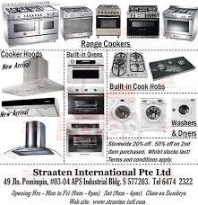 Warehouse Kitchen Appliances 6 24 Mar 2014 Straaten Warehouse Sale Clearance For Kitchen