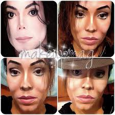 the make up artist who transforms her face to resemble 50 celebs modern