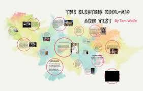 The electric kool-aid by Ashley Cauley