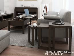Lamp Tables Living Room Furniture Dandenong Lamp Tables Nested Modern B2c Furniture