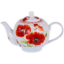Заварочный <b>чайник Olaff TEAPOT</b> ФЛОРА 124-01080, 1 л в ...