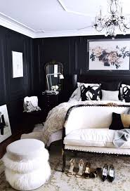 Black And White Modern Bedroom Ideas 3