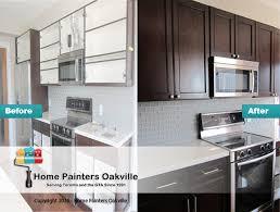 kitchen cabinet painting oakville mississauga kitchen painters