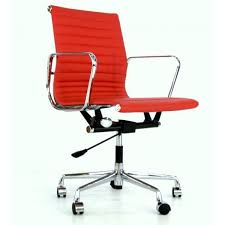 eames style office chairs. Eames Style EA 117 Office Chair - Red Leather. Buerostuhl_charles_eames_ea117_leder_rot.jpg Chairs