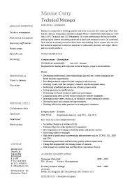 Junior Project Manager Resume Bezholesterol