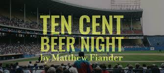 「1974 Ten-Cent Beer Night」の画像検索結果