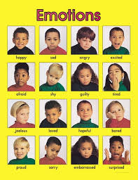 Feelings Charts And Feeling Faces Teaching Emotions