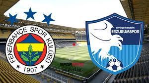 Fenerbahçe BB Erzurumspor maç özeti ve golleri izle | Bein Sports FB 3 - 1  Erzurum youtube geniş özeti ve maçın golleri