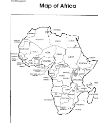 Small Picture Tanzania Map Coloring PagesMapPrintable Coloring Pages Free Download